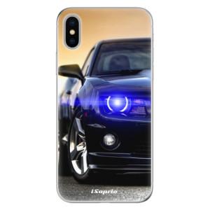 Odolné silikonové pouzdro iSaprio - Chevrolet 01 na mobil Apple iPhone X