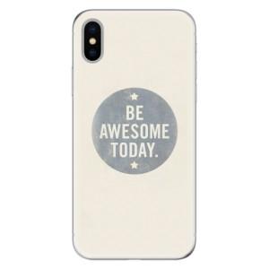 Odolné silikonové pouzdro iSaprio - Awesome 02 na mobil Apple iPhone X