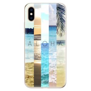 Odolné silikonové pouzdro iSaprio - Aloha 02 na mobil Apple iPhone XS