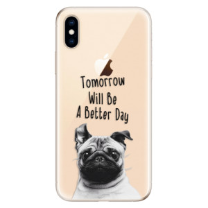 Odolné silikonové pouzdro iSaprio - Better Day 01 na mobil Apple iPhone XS