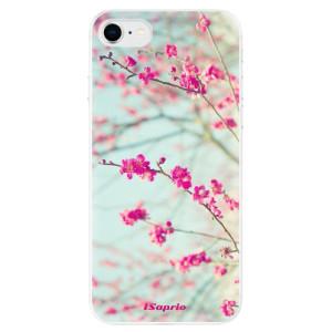 Odolné silikonové pouzdro iSaprio - Blossom 01 na mobil Apple iPhone SE 2020