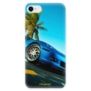 Odolné silikonové pouzdro iSaprio - Car 10 na mobil Apple iPhone SE 2020
