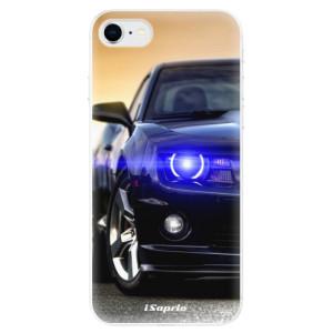 Odolné silikonové pouzdro iSaprio - Chevrolet 01 na mobil Apple iPhone SE 2020