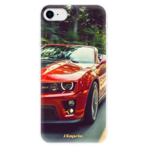 Odolné silikonové pouzdro iSaprio - Chevrolet 02 na mobil Apple iPhone SE 2020