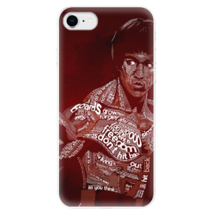 Odolné silikonové pouzdro iSaprio - Bruce Lee na mobil Apple iPhone SE 2020