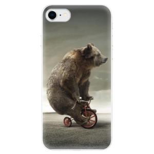Odolné silikonové pouzdro iSaprio - Bear 01 na mobil Apple iPhone SE 2020