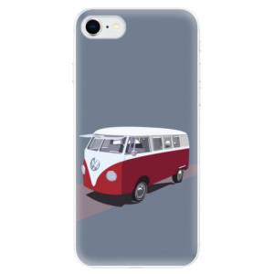 Odolné silikonové pouzdro iSaprio - VW Bus na mobil Apple iPhone SE 2020