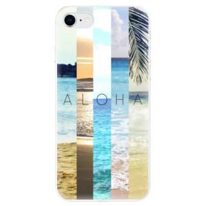 Odolné silikonové pouzdro iSaprio - Aloha 02 na mobil Apple iPhone SE 2020