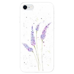 Odolné silikonové pouzdro iSaprio - Lavender na mobil Apple iPhone SE 2020 - poslední kousek za tuto cenu
