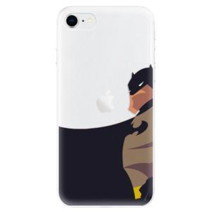 Odolné silikonové pouzdro iSaprio - BaT Comics na mobil Apple iPhone SE 2020