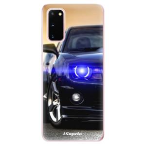 Odolné silikonové pouzdro iSaprio - Chevrolet 01 na mobil Samsung Galaxy S20