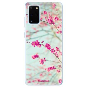 Odolné silikonové pouzdro iSaprio - Blossom 01 na mobil Samsung Galaxy S20 Plus