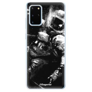 Odolné silikonové pouzdro iSaprio - Astronaut 02 na mobil Samsung Galaxy S20 Plus