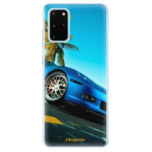 Odolné silikonové pouzdro iSaprio - Car 10 na mobil Samsung Galaxy S20 Plus