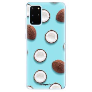 Odolné silikonové pouzdro iSaprio - Coconut 01 na mobil Samsung Galaxy S20 Plus