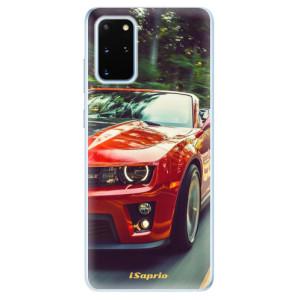 Odolné silikonové pouzdro iSaprio - Chevrolet 02 na mobil Samsung Galaxy S20 Plus