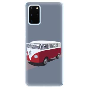 Odolné silikonové pouzdro iSaprio - VW Bus na mobil Samsung Galaxy S20 Plus