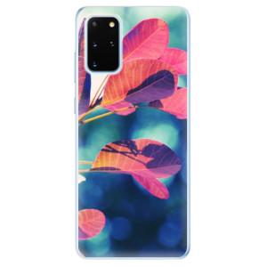 Odolné silikonové pouzdro iSaprio - Autumn 01 na mobil Samsung Galaxy S20 Plus