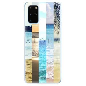 Odolné silikonové pouzdro iSaprio - Aloha 02 na mobil Samsung Galaxy S20 Plus