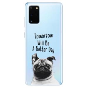 Odolné silikonové pouzdro iSaprio - Better Day 01 na mobil Samsung Galaxy S20 Plus