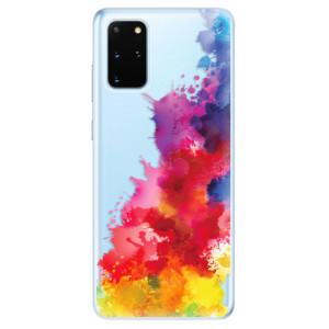Odolné silikonové pouzdro iSaprio - Color Splash 01 na mobil Samsung Galaxy S20 Plus