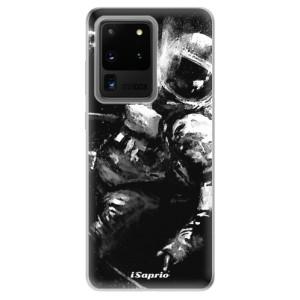 Odolné silikonové pouzdro iSaprio - Astronaut 02 na mobil Samsung Galaxy S20 Ultra