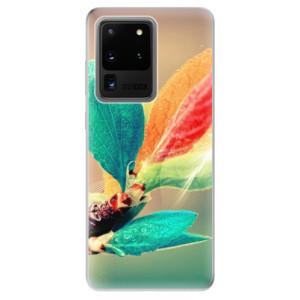 Odolné silikonové pouzdro iSaprio - Autumn 02 na mobil Samsung Galaxy S20 Ultra