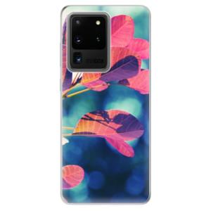 Odolné silikonové pouzdro iSaprio - Autumn 01 na mobil Samsung Galaxy S20 Ultra