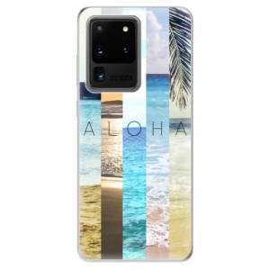 Odolné silikonové pouzdro iSaprio - Aloha 02 na mobil Samsung Galaxy S20 Ultra