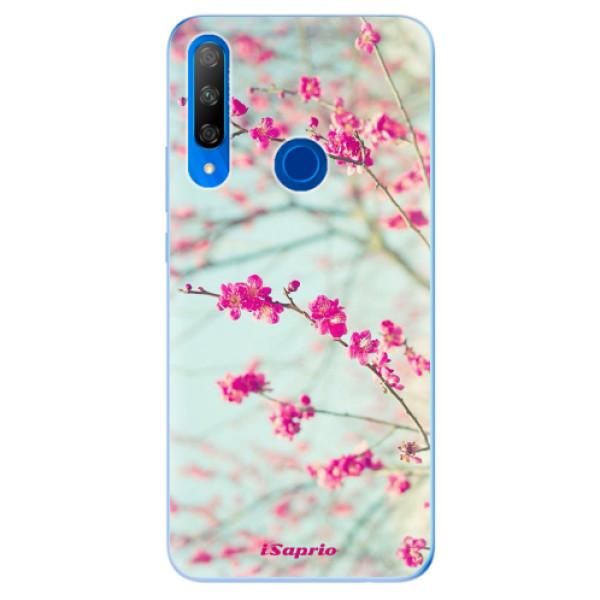 Odolné silikonové pouzdro iSaprio - Blossom 01 - Huawei Honor 9X