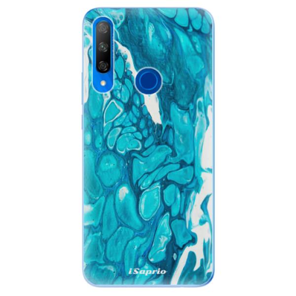 Odolné silikonové pouzdro iSaprio - BlueMarble 15 - Huawei Honor 9X