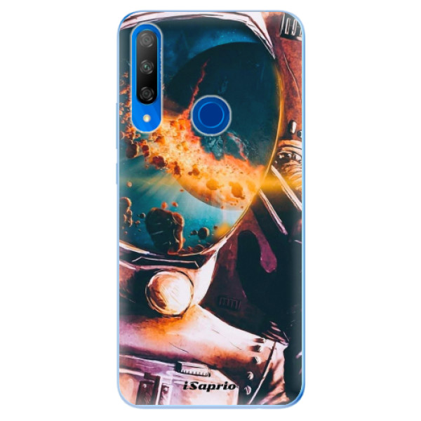 Odolné silikonové pouzdro iSaprio - Astronaut 01 - Huawei Honor 9X