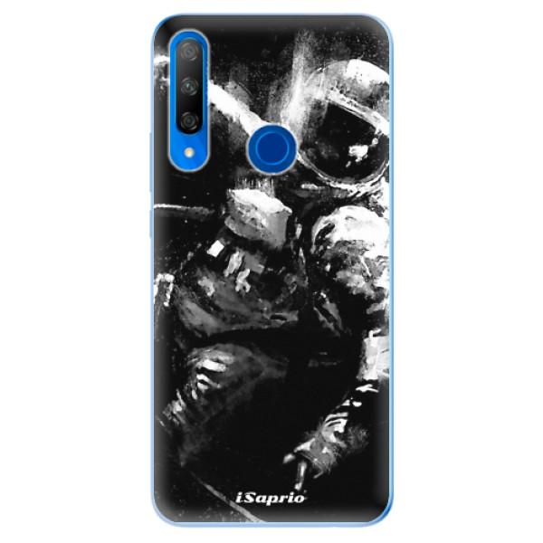 Odolné silikonové pouzdro iSaprio - Astronaut 02 - Huawei Honor 9X
