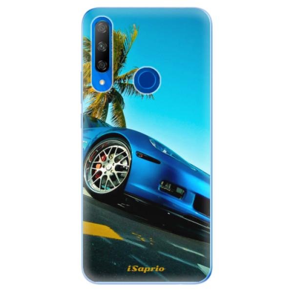 Odolné silikonové pouzdro iSaprio - Car 10 - Huawei Honor 9X