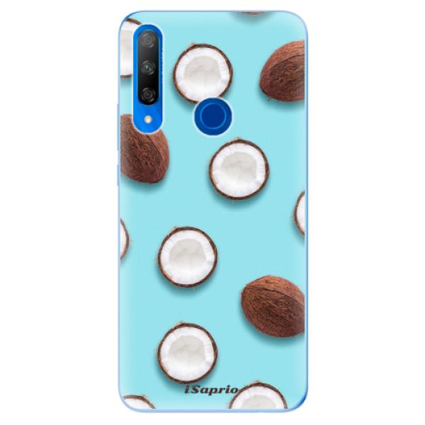 Odolné silikonové pouzdro iSaprio - Coconut 01 - Huawei Honor 9X