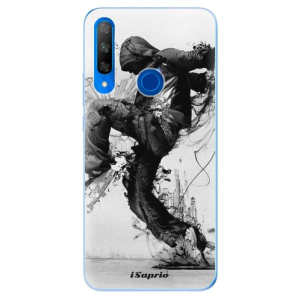 Odolné silikonové pouzdro iSaprio - Dance 01 - Huawei Honor 9X