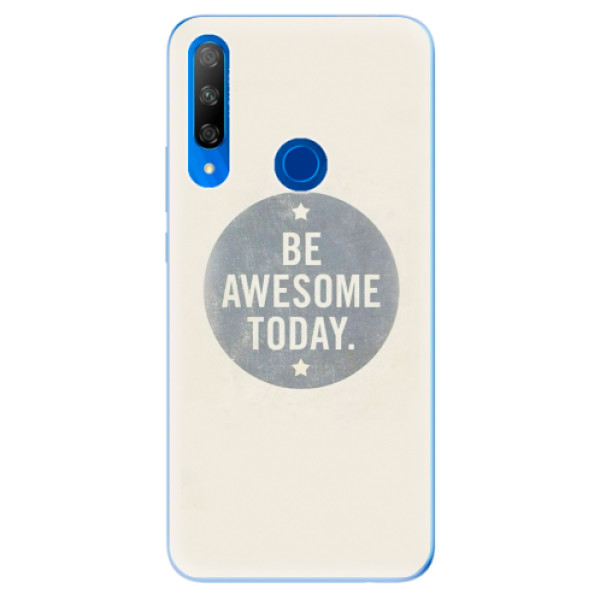 Odolné silikonové pouzdro iSaprio - Awesome 02 - Huawei Honor 9X