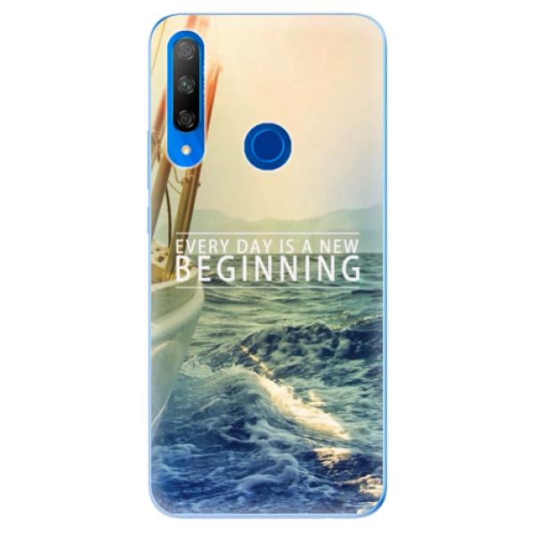 Odolné silikonové pouzdro iSaprio - Beginning - Huawei Honor 9X