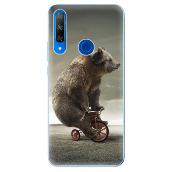 Odolné silikonové pouzdro iSaprio - Bear 01 - Huawei Honor 9X
