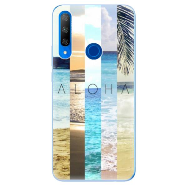 Odolné silikonové pouzdro iSaprio - Aloha 02 - Huawei Honor 9X