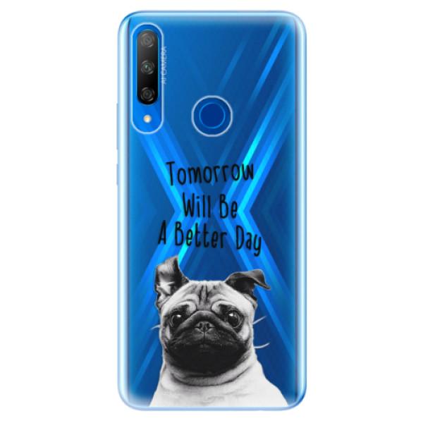 Odolné silikonové pouzdro iSaprio - Better Day 01 - Huawei Honor 9X