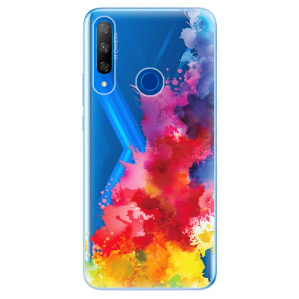 Odolné silikonové pouzdro iSaprio - Color Splash 01 - Huawei Honor 9X