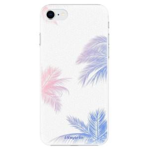 Plastové pouzdro iSaprio - Digital Palms 10 na mobil Apple iPhone SE 2020