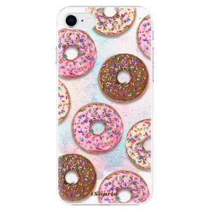 Plastové pouzdro iSaprio - Donuts 11 na mobil Apple iPhone SE 2020