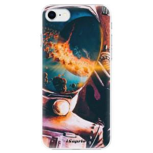 Plastové pouzdro iSaprio - Astronaut 01 na mobil Apple iPhone SE 2020