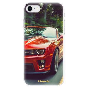Plastové pouzdro iSaprio - Chevrolet 02 na mobil Apple iPhone SE 2020