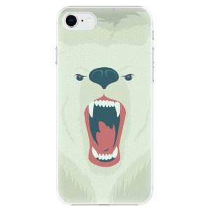 Plastové pouzdro iSaprio - Angry Bear na mobil Apple iPhone SE 2020