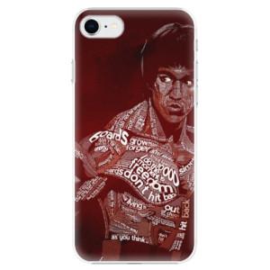 Plastové pouzdro iSaprio - Bruce Lee na mobil Apple iPhone SE 2020