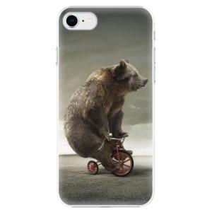 Plastové pouzdro iSaprio - Bear 01 na mobil Apple iPhone SE 2020
