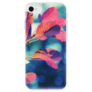 Plastové pouzdro iSaprio - Autumn 01 na mobil Apple iPhone SE 2020